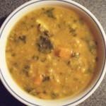 Three bean dal